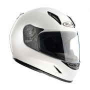HJC CL-Y Full Face Ladies/Child Helmet Gloss White